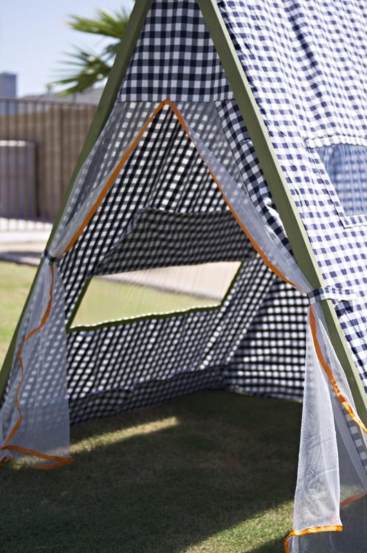 DIY-Love this for backyard garden fun