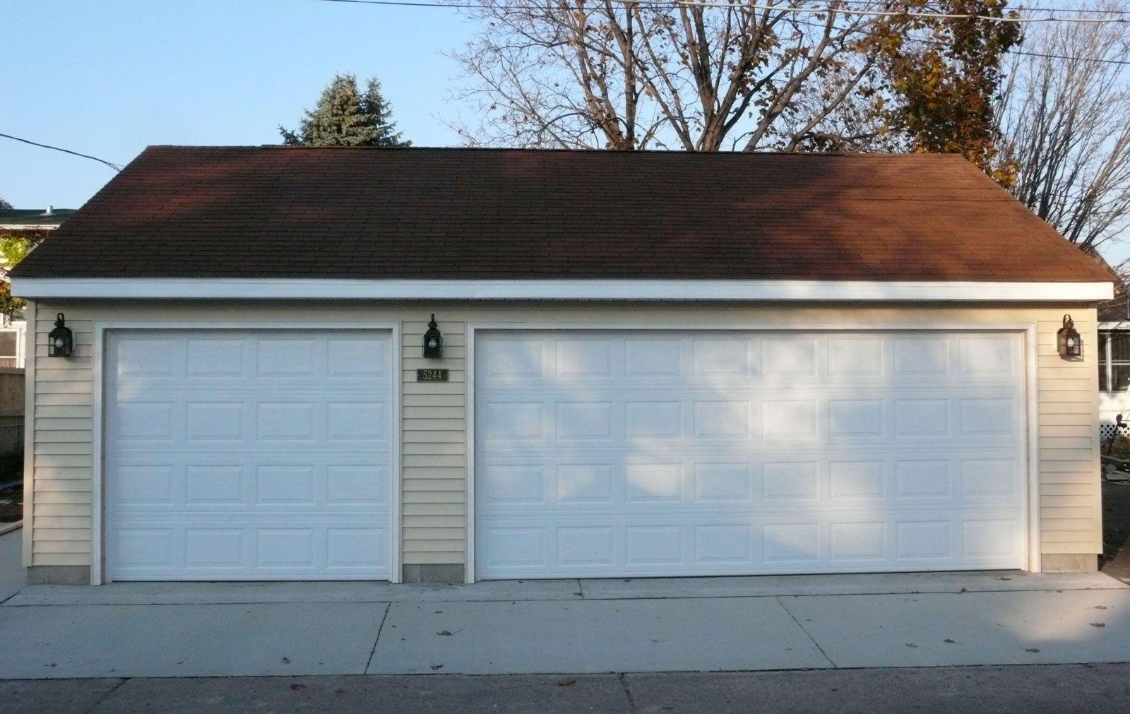 Garage Door Battery Size