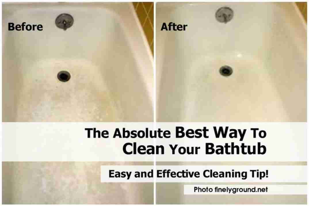 New Post Trendingwhat Is The Best Way To Clean A Bathtubvisit Best Best Way To Clean Bathroom Decorating Design