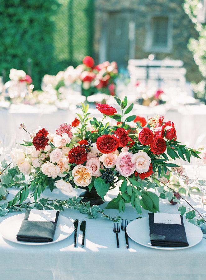 a dolce gabbana ad inspired this real wedding green interior rh pinterest com au
