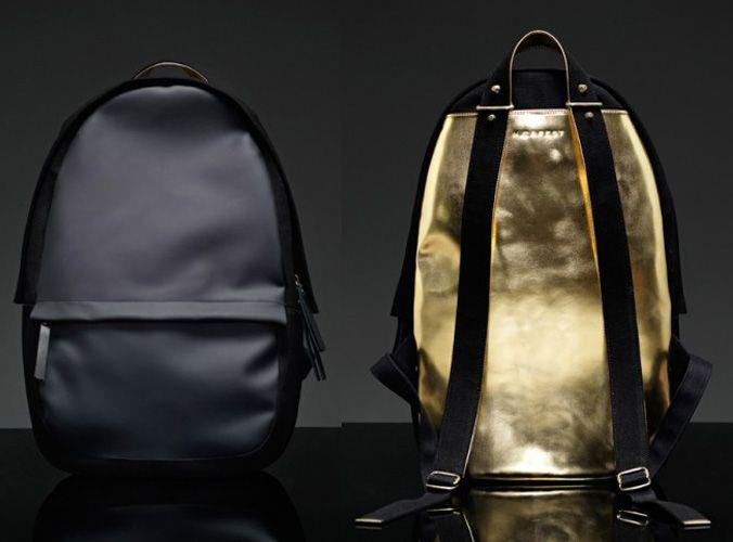 Vintage rucksack designer fashion haerfest leder shop for Designer stuhle leder