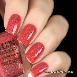 F.U.N. Lacquer- 2016 Spring- A Garden of Peonies