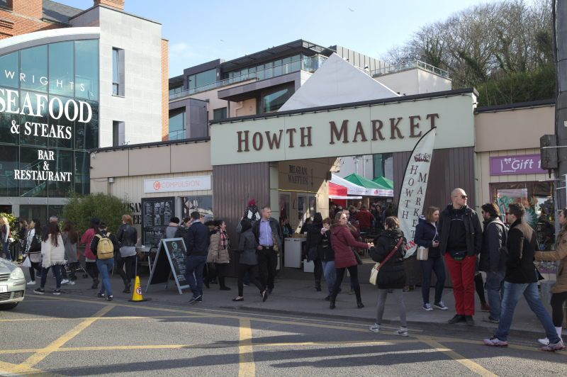 For tourists - Howth Market, Howth / Ireland - Food & Farmers' Markets |  Howth ireland, Ireland food, Howth
