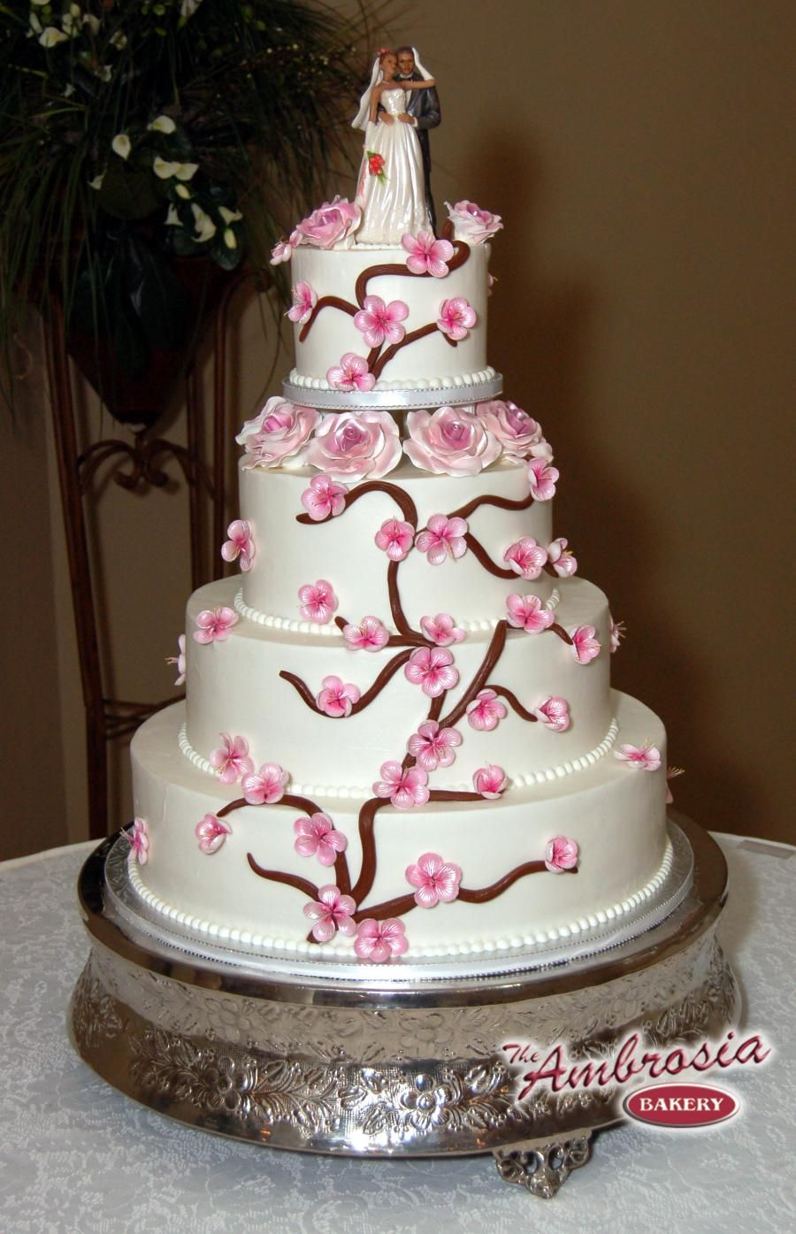 beautiful wedding cakes designs beautiful cake designs this incredibly beautiful wedding 11223