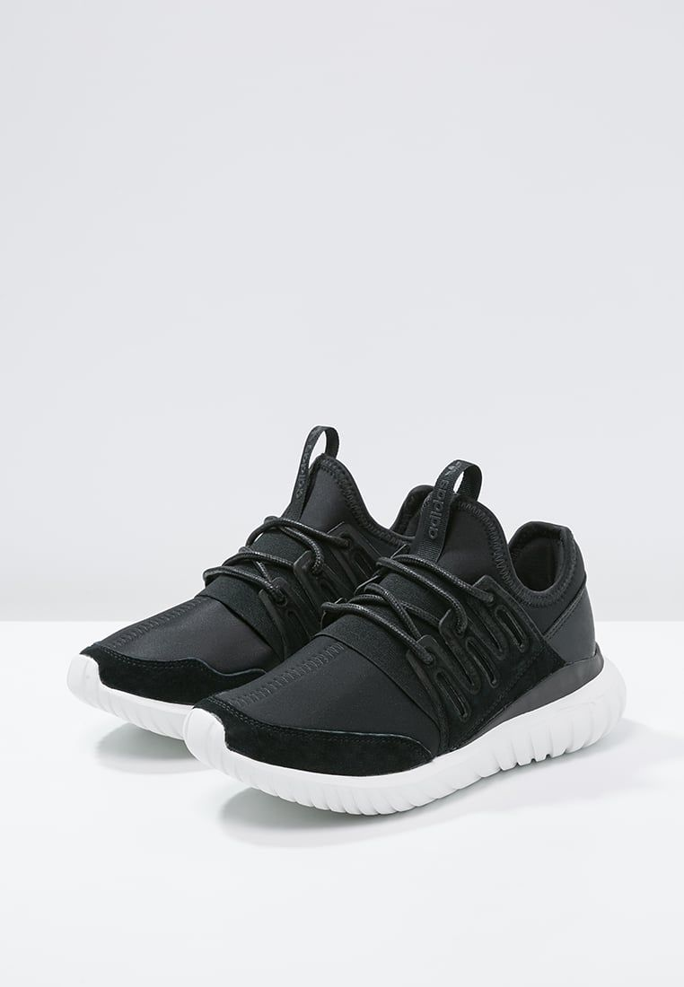 Adidas Originals Radial Joggesko Tubular no Black Zalando rC0qrvc