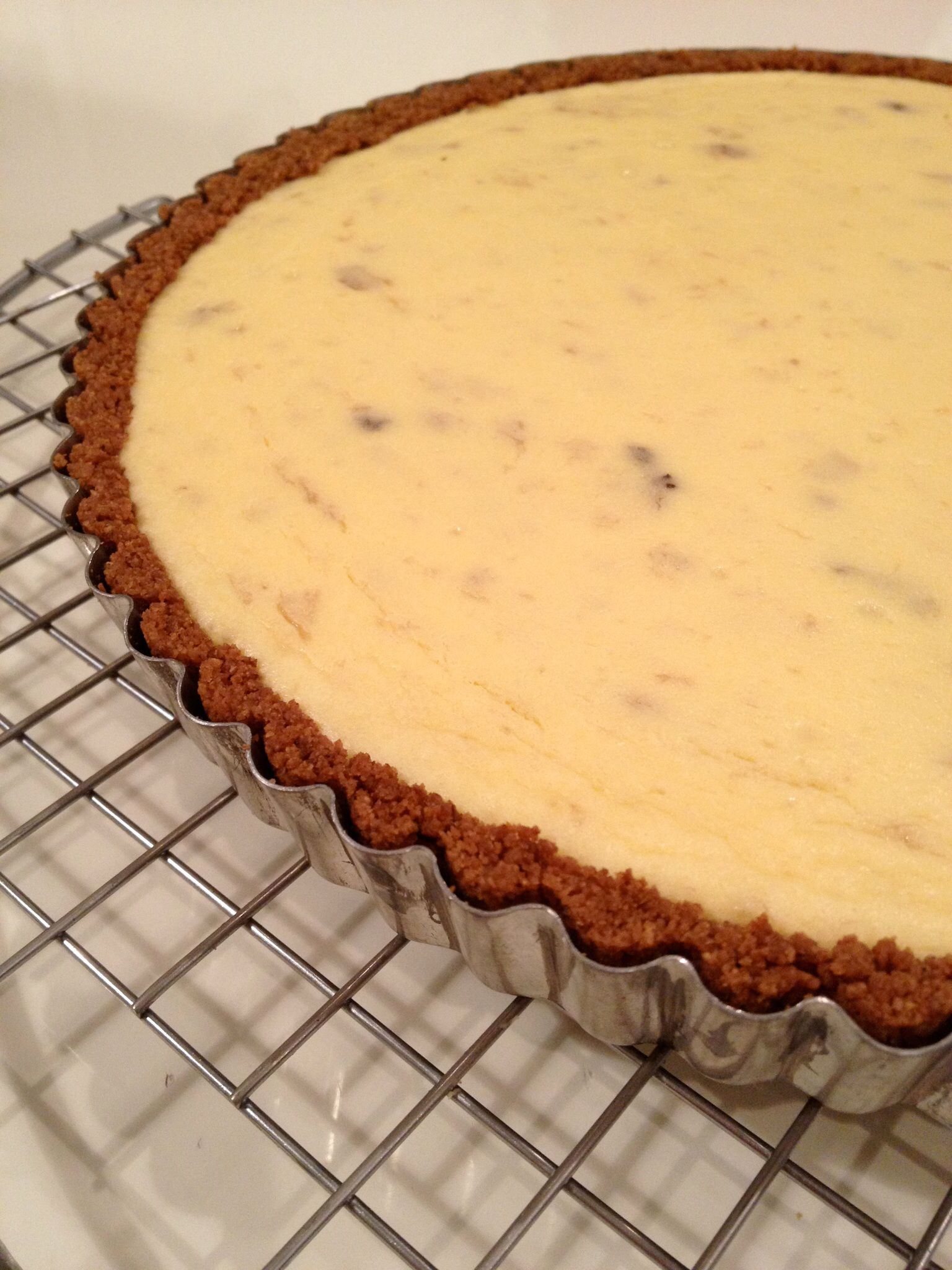 Cheryl's New York banana cream cheese cake