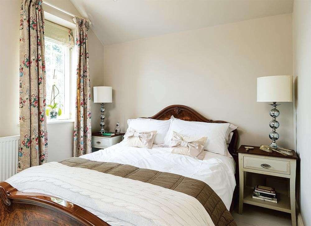 Farrow and Ball Tallow bedroom Farrow and