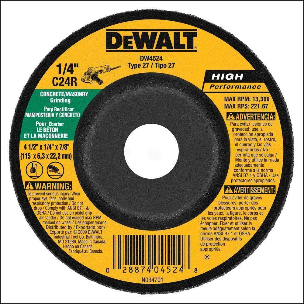 4 1 2 concrete grinding wheel wheels tires gallery pinterest rh pinterest com