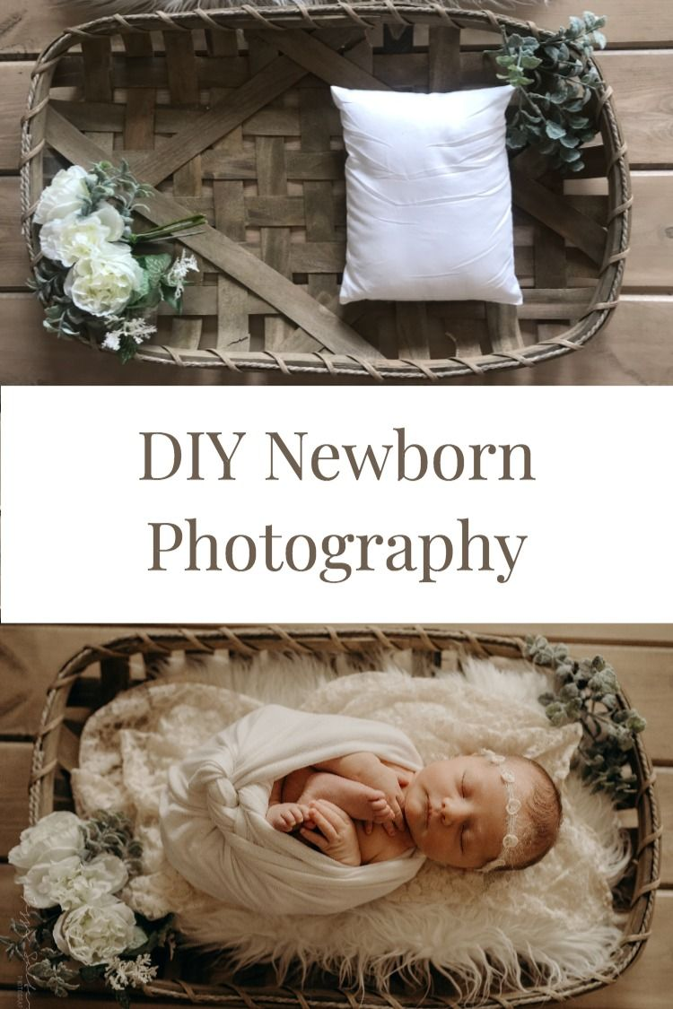 Photo of DIY Newborn Photography Props and Inspiration….#NewbornPictures