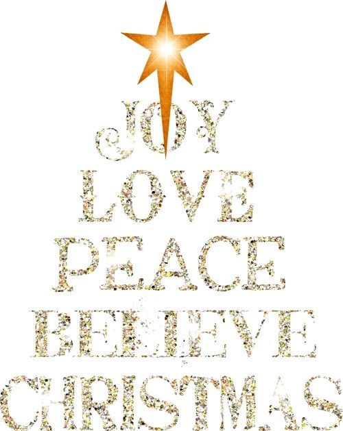 Peace Christmas Quotes.Christmas Quote Silver Gold Glitter Christmas Quote