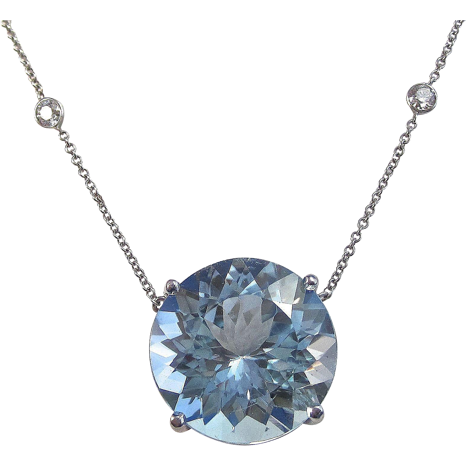 340f9c9f4c8f45 30 Carat Natural Estate Blue Topaz Diamond Wedding Birthstone ...