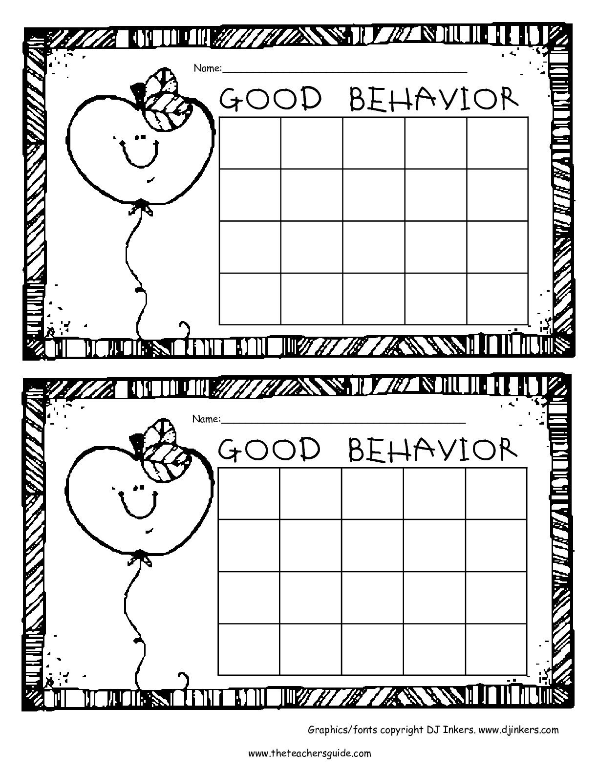 classroom behavior coloring pages - photo#36