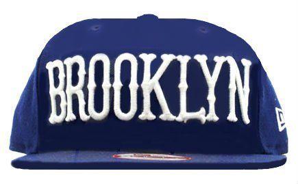 971dfd92 Brooklyn Dodgers New Era Throwback / Vintage Snapback Hat Cap MLB Authentic  & NEW Snap back