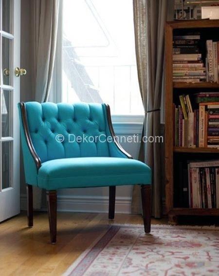 Yeni Moda Turkuaz Mavi Koltuk Takimlari Gorselleri Oturma