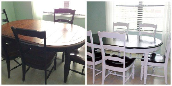 before and after coffee table ideas refinishing kitchen tables rh pinterest com