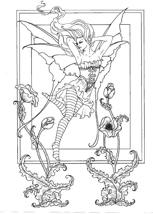 Artist Amy Brown Fairy Myth Mythical Mystical Legend Elf Fairy Fae ...