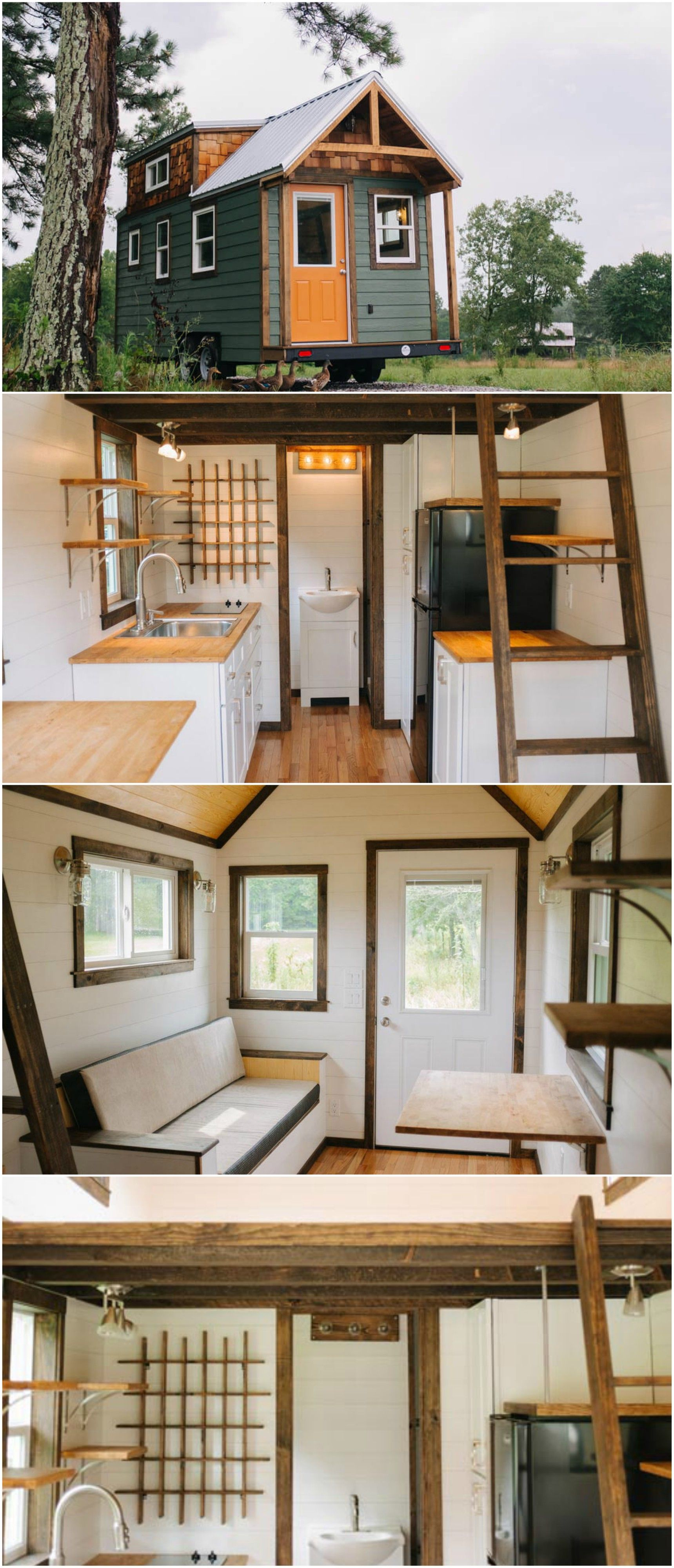 The Acadia is an amazing tiny house
