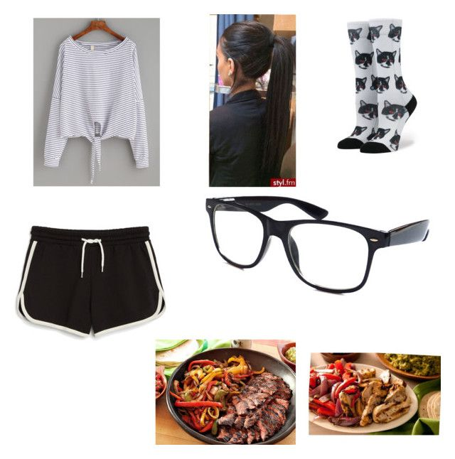 """""""Untitled #77"""" by forever30-1 on Polyvore featuring Monki, Stance and Retrò"""