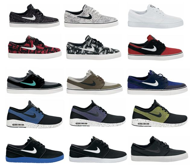 musicas Guinness progenie  Nike SB Stefan Janoski Low (Jesień 2014) - Ilustracje | Zapatillas nike  para hombre, Zapatos hombre, Zapatos masculinos
