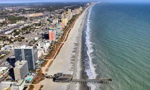 Groupon Stay At Patricia Grand Resort Hotel In Myrtle Beach Sc