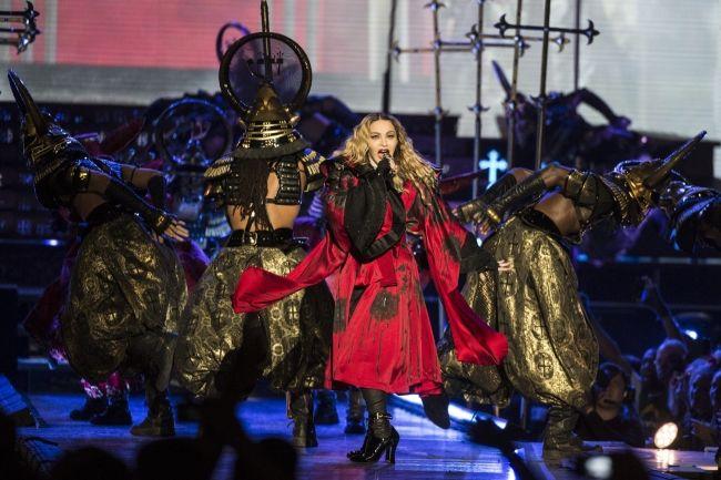 Madonna, Boxen,Herning,Denmark 16.11.2015