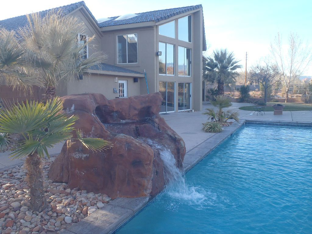 House vacation rental in st from