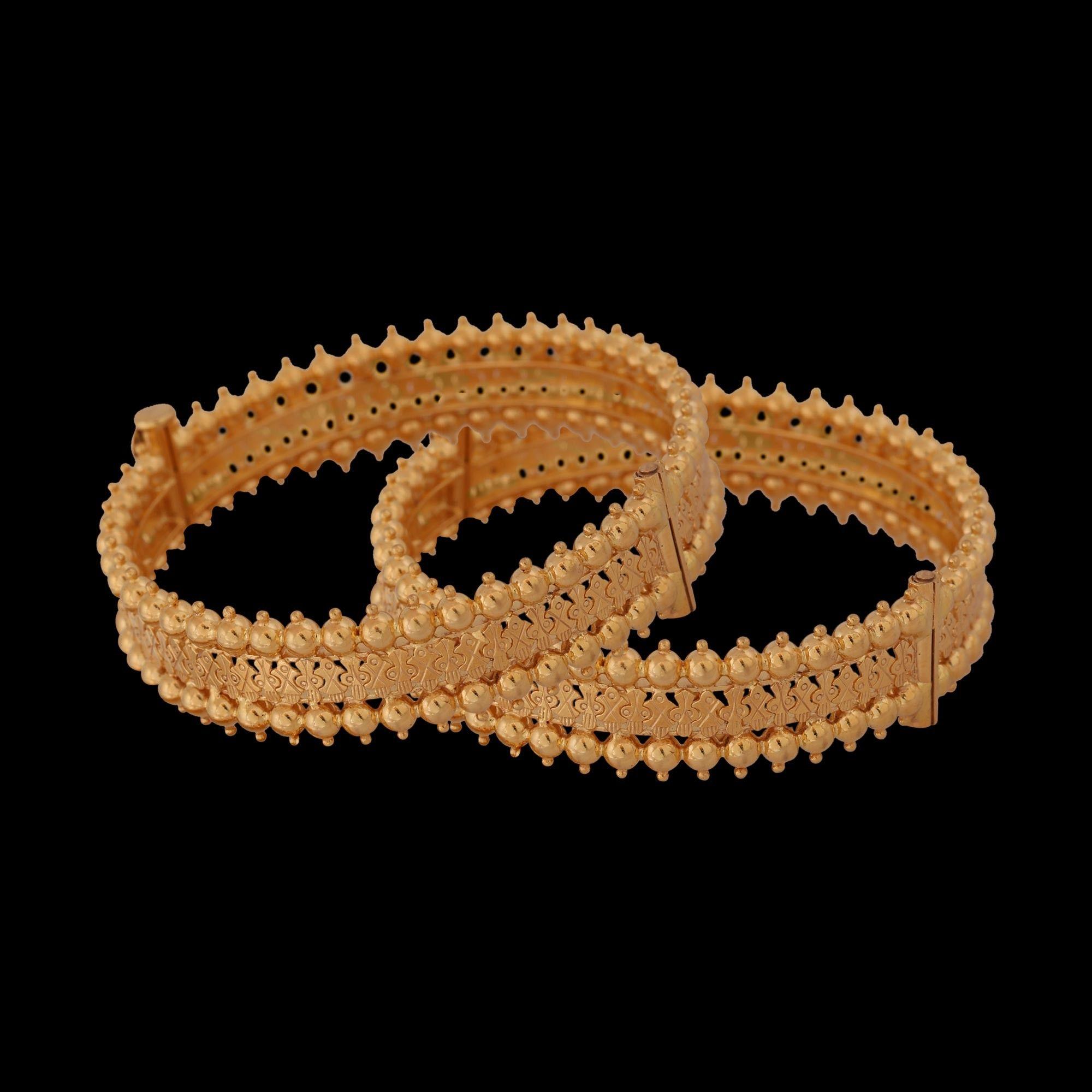 Vummidi bangaru jewellers bangles pinterest bangle gold