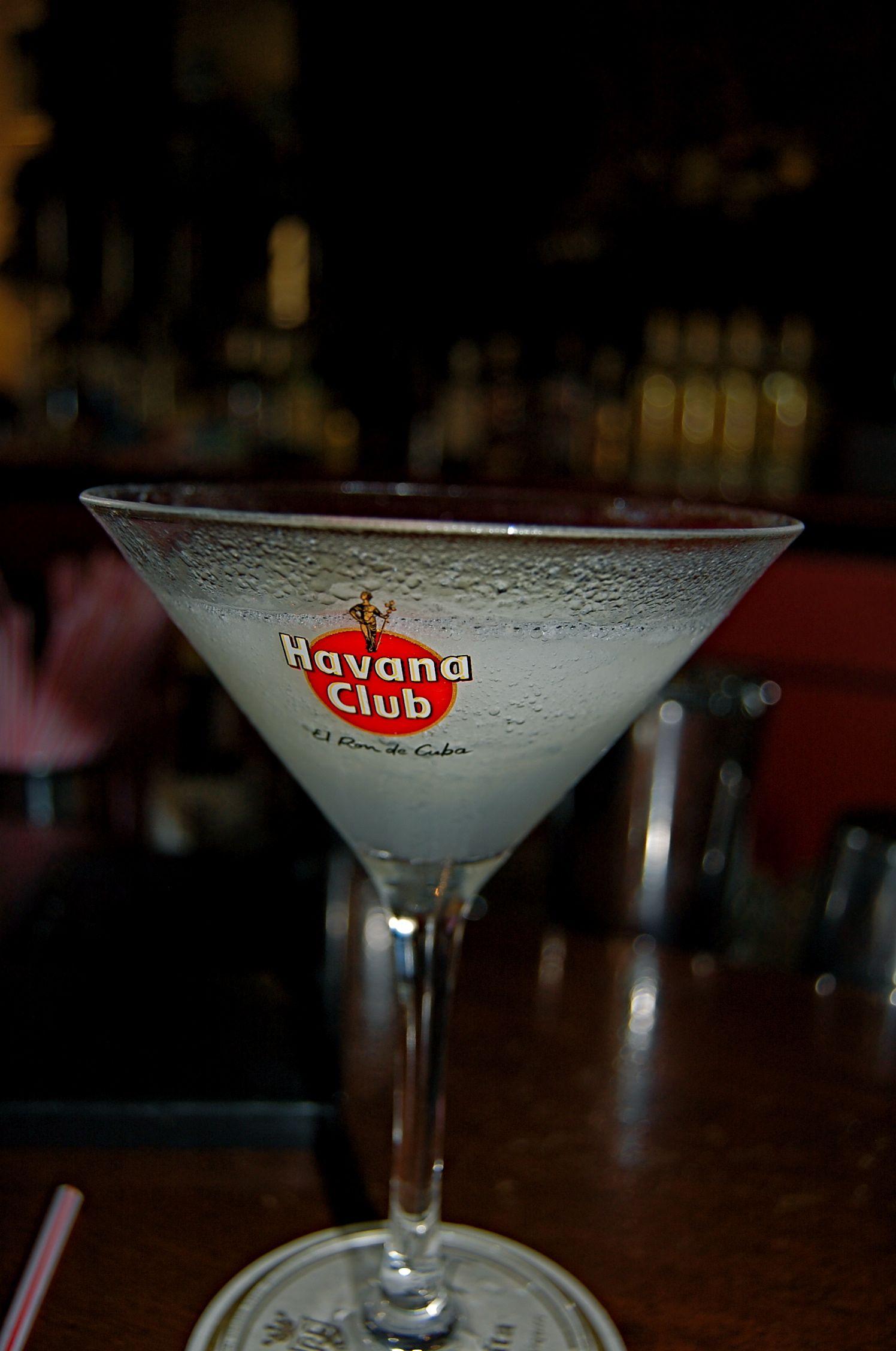 Daiquiri, Cuban Flavored, Floridita Daiquiri, Floridita Havana, Havana ...