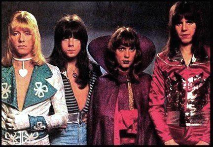 The sweet band (con imágenes) | Grupos de rock, Cantantes, Bandas