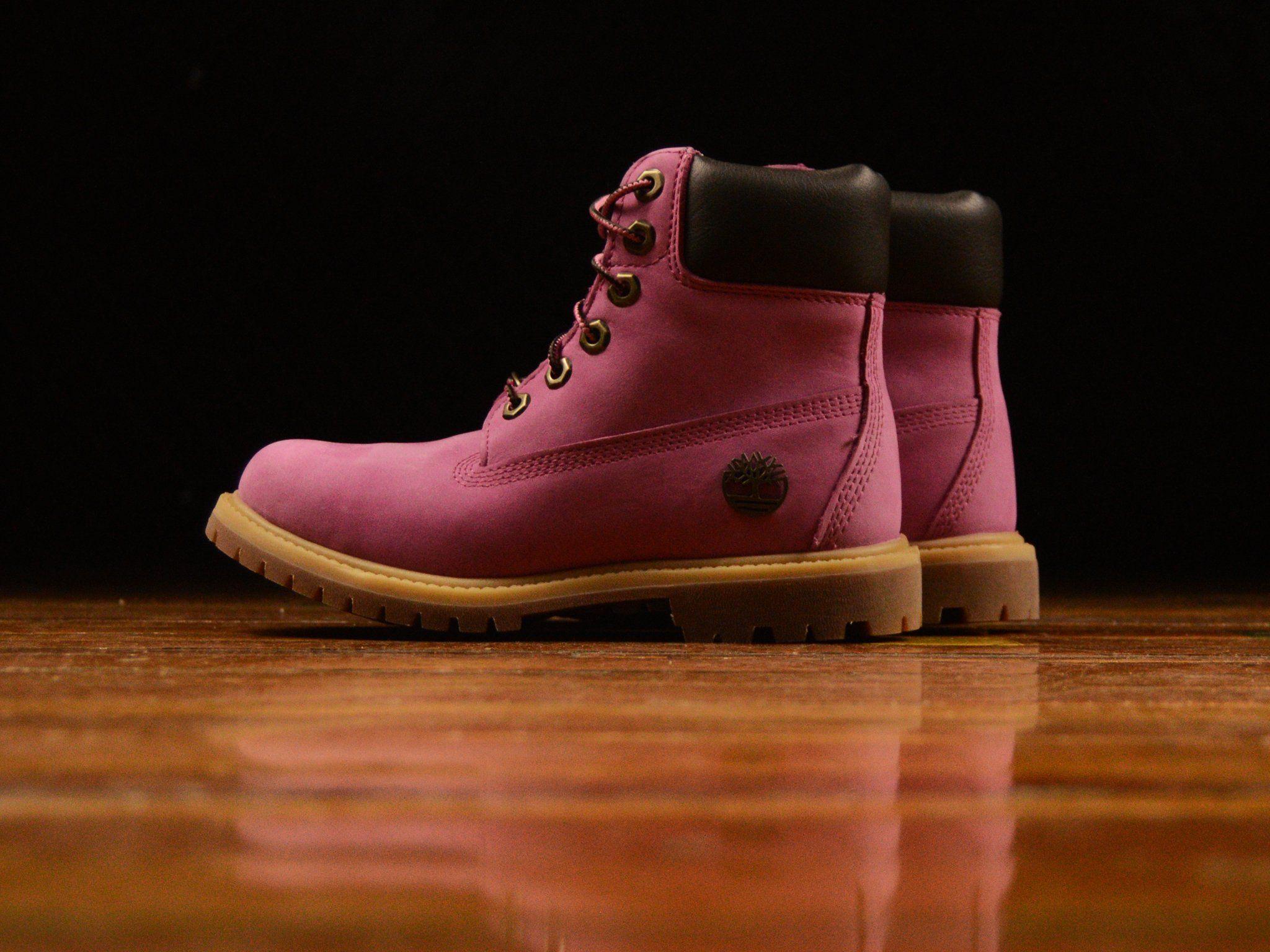 Women's Timberland 6 Inch Premium Waterproof Boots 'Susan G