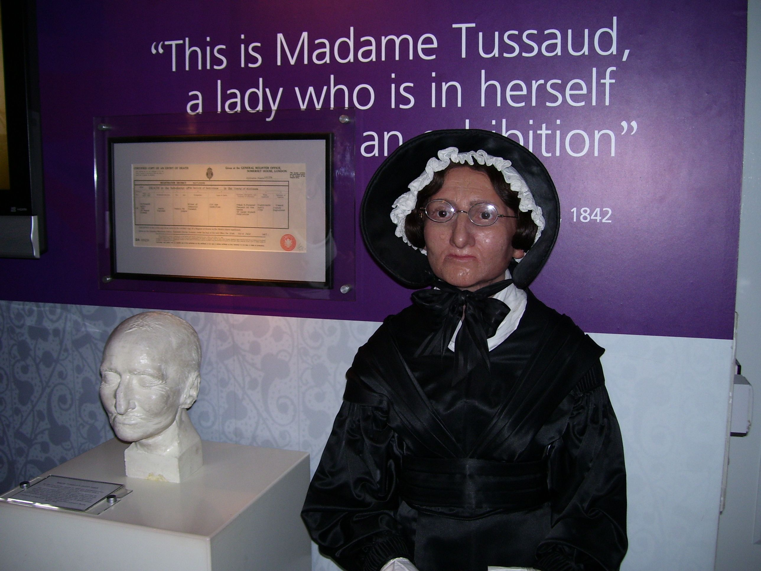 Madame Tussaud London Anna Maria Tussaud Nee Grosholtz 1 December 1761 16 April 1850 Was An Artist Known For He Madame Tussauds London History Wax Museum