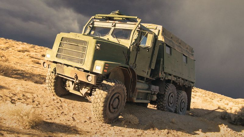 Oh Good There Are About To Be A Lot More Military Surplus Trucks