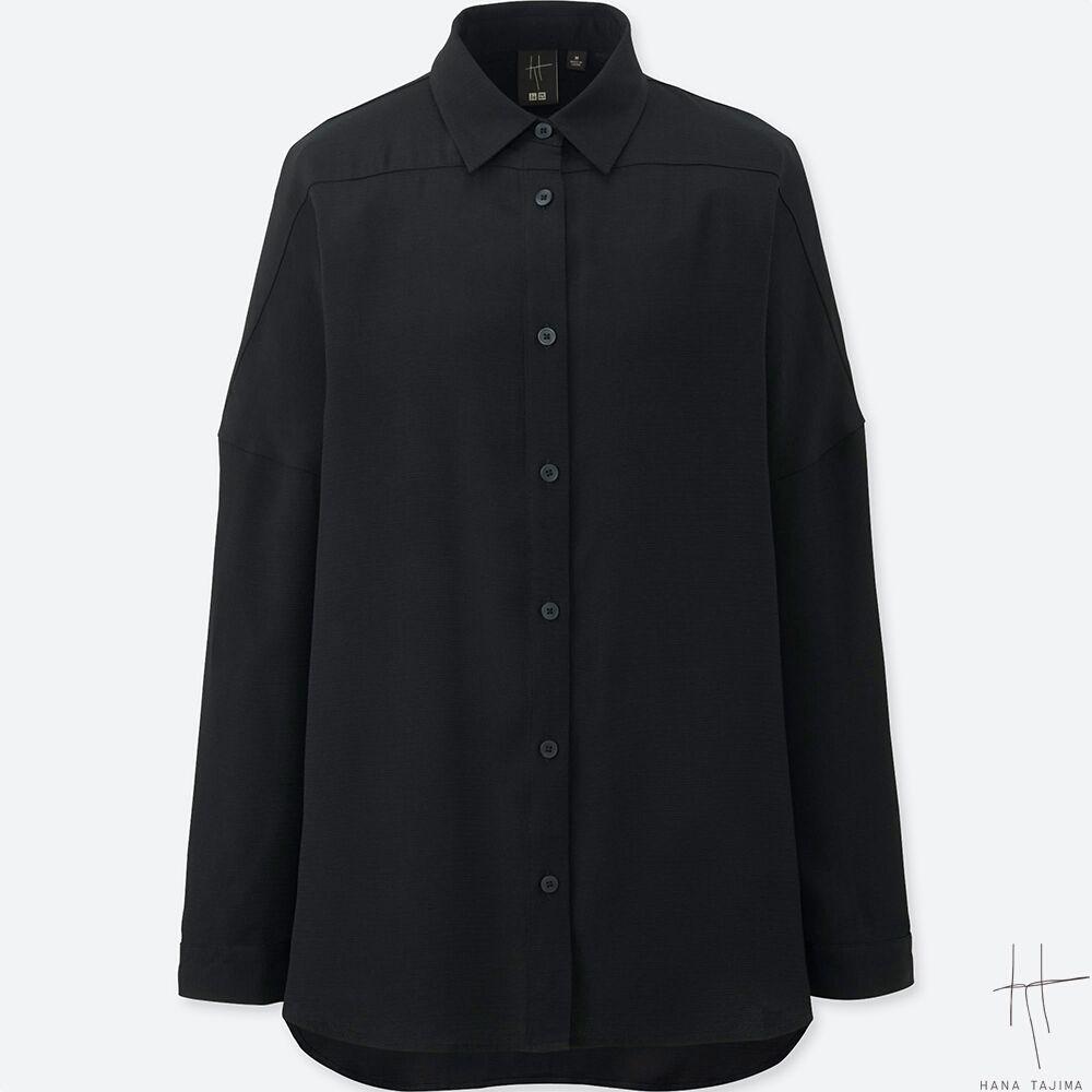 Women hpj oversized long sleeve shirt dress pinterest store