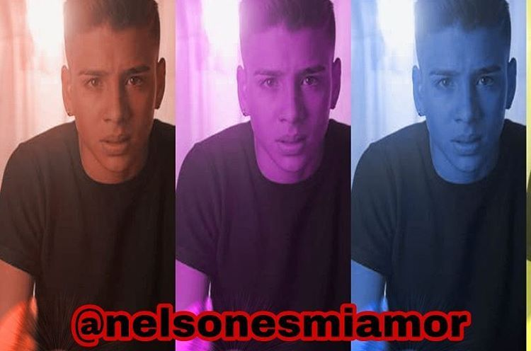 Te amo @nelsonelprince