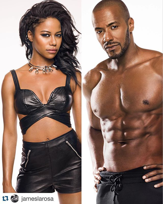 mckinley freeman and taylour paige