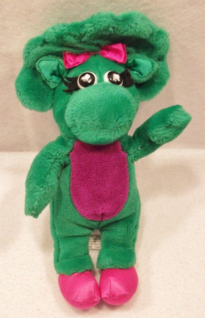 Barney Plush 1992
