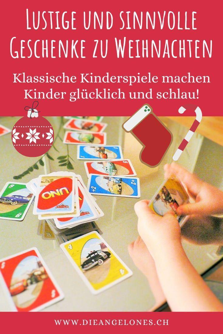 Es gibt sie: Lustige und sinnvolle Geschenke für Kinder - Schweizer Familienblog: DIE ANGELONES