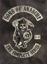 Sons Of Anarchy The Complete Series Dvd 2015 Sons Of Anarchy Sons Of Anarchy Mc Anarchy