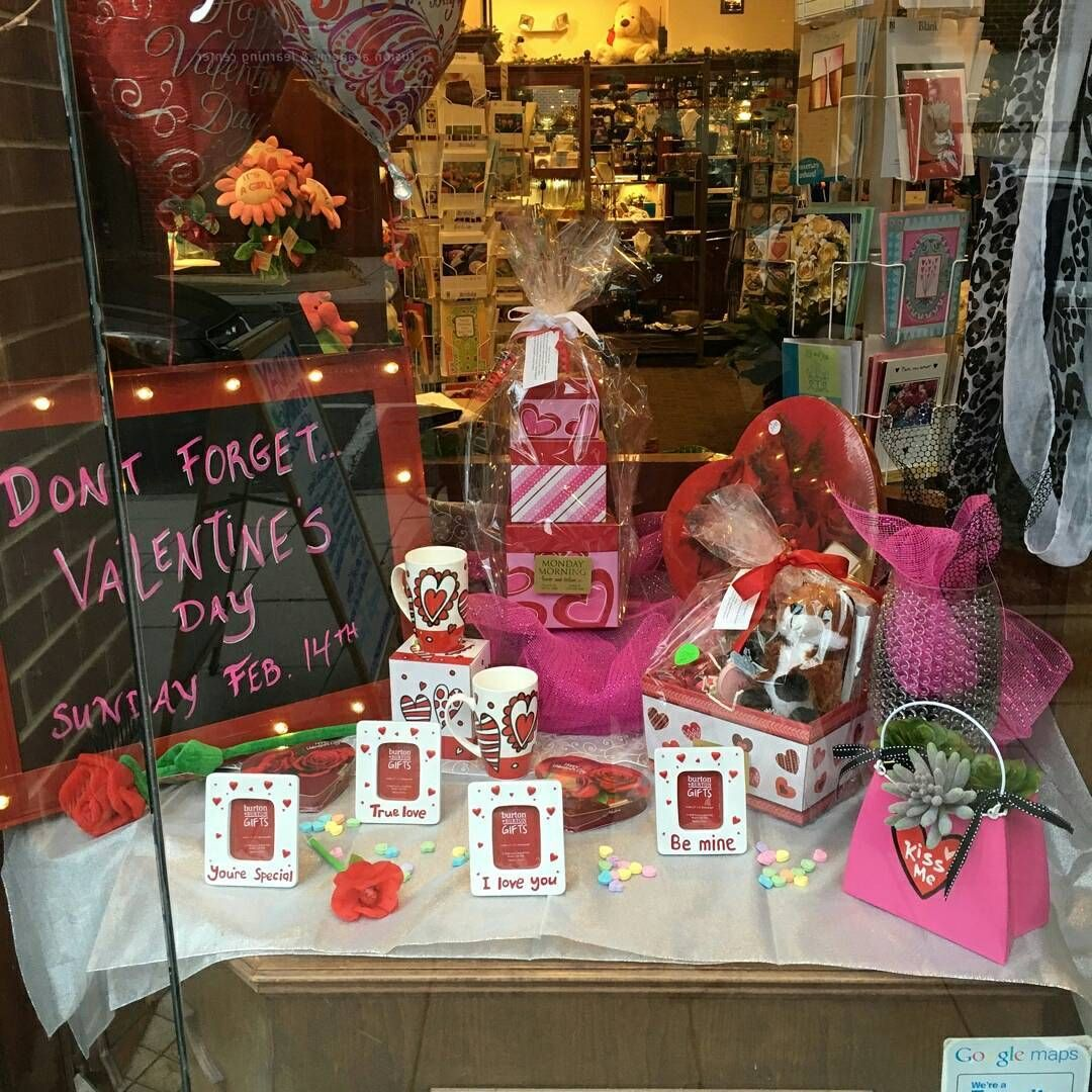 Gearing up! Alex made our Valentines day window ❤️ #florist #flowers #flowershop #princeton #nj #mmflowers #valentinesday