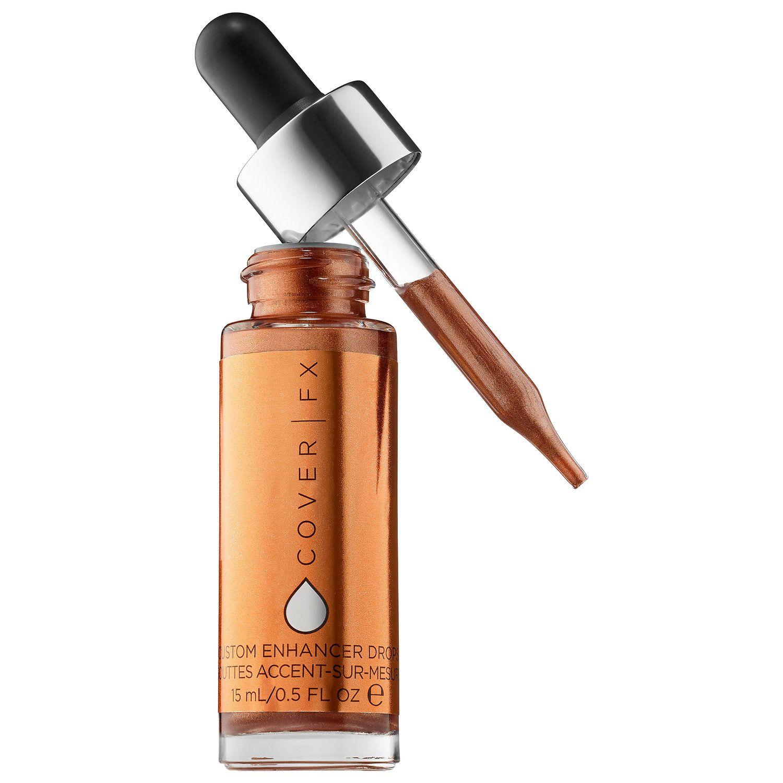 Custom Enhancer Drops Cover fx, Sephora, Natural makeup