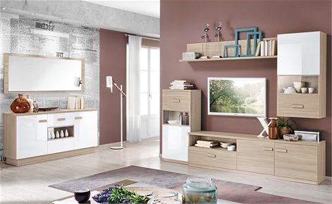 Soggiorno Pegaso - Mondo Convenienza | Interior design | Pinterest ...