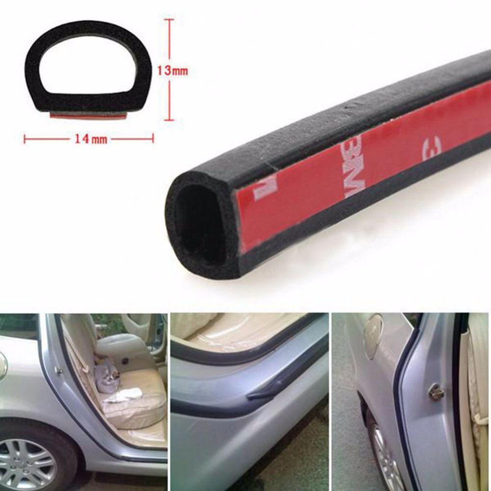 Buy Now 4 Xmas N Ny 157 4m Automobile Car Door Seal Strip Truck D Type Epdm Rubber Seal Strips Sealing Waterproo Door Seals Sound Proofing Weather Stripping