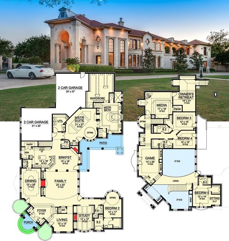 pin by shelby sturgeon on the home in 2019 house plans luxury rh pinterest com