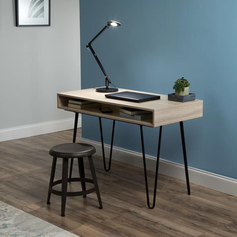 Flore Reversible Desk In 2020 Retro Desk Retro Writing Desk