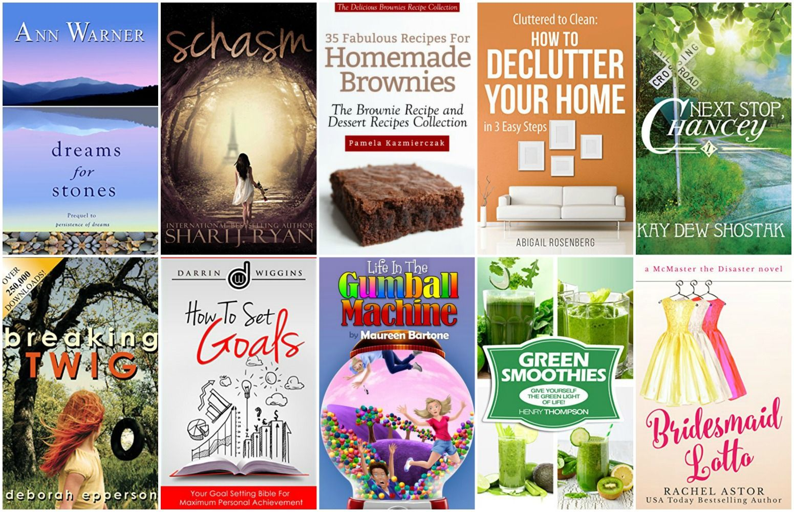 Todays Top 10 Free Ebooks July 12 Redesign Your Life