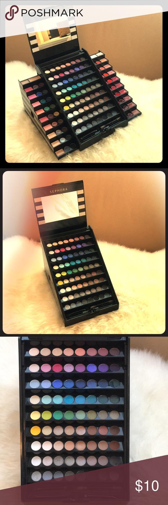 Sephora Makeup Kit Sephora makeup kit, Makeup kit