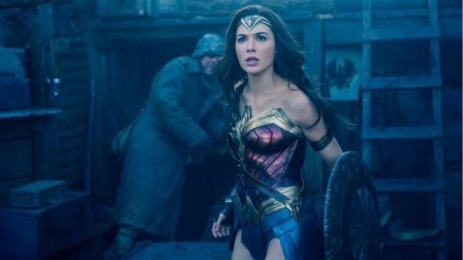 Exciting! The buzz around Wonder Woman continues to build.