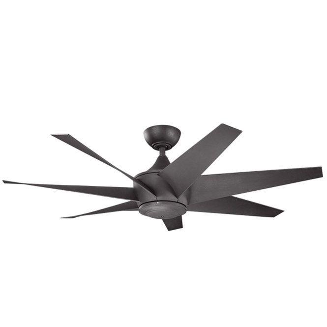 54 modern sprawl indoor outdoor ceiling fan bellacina ceiling rh pinterest com