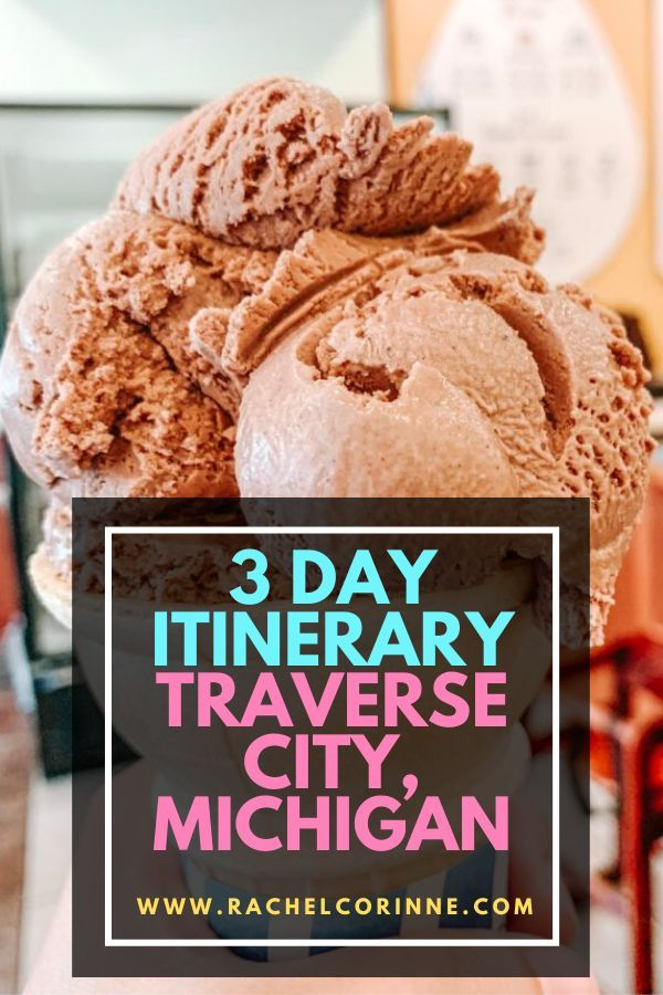 Travel Itinerary: 3 Days in Traverse City, Michiga