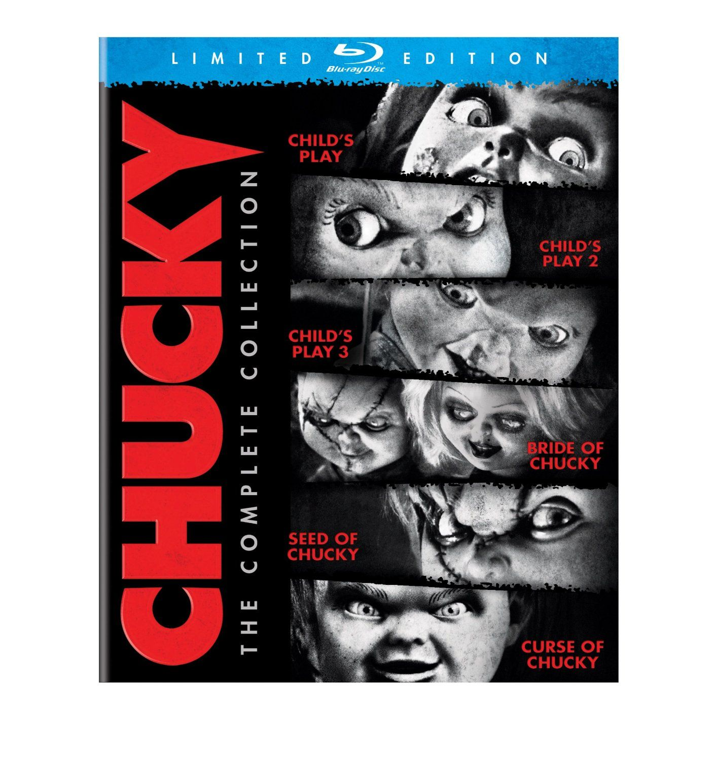 chucky: complete collection [blu-ray] [us import] £43.85 http://www